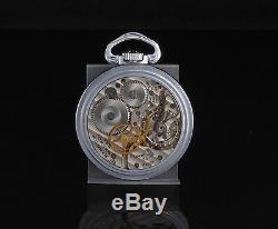 Hamilton GCT WWII Military Navigation 4992B Pocket Watch