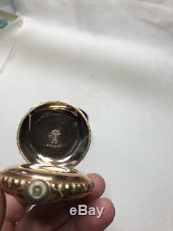 Hamilton Grade 923 Imperial Canada Pocket Watch Two Star Rarity-only 1000 Made