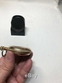 Hamilton Grade 937 Pocket Watch-great Hunter Case-only 8306 Made