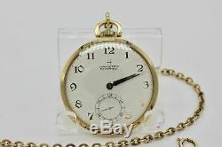 Hamilton Masterpiece Pocket Watch
