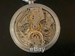 Hamilton Model 23 Chronograph, Pocket watch