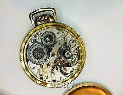 Hamilton Model 950 23 Jewels Size 16 Pocket Watch
