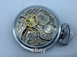 Hamilton Navigation Master Watch Type AN-5740 4992B #4C138051