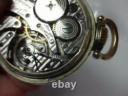 Hamilton Railway Special 23J. 950B. Pocket-Watch, Style A. Case Fantastic L@@K