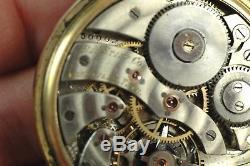Hamilton S16 Pocket Watch Grade 962 for Stief-Nashville Tenn. 2nd one Made
