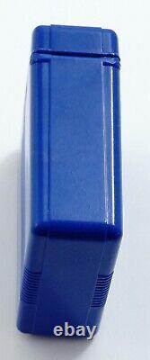 Hamilton Very Rare Dark Blue 992b Or 950b Pocket Watch Box