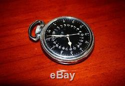 Hamilton WWII Military G. C. T. Sidereal Watch Grade 4992B