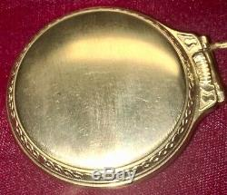 MUSEUM QUALITY Hamilton 16S 23J 950E ELINVAR Railroad Pocket Watch #17 Case