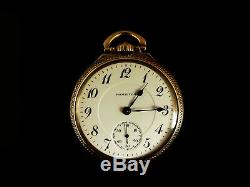Mega Rare Antique Railroad 21j Hamilton 992 Pocket Watch Salesman Display Case
