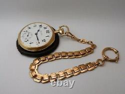 Orologio da tasca funzionante HAMILTON pocket watch working