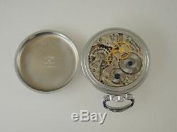 Rare Hamilton HS3 Military Pocket Watch with a DECIMAL DIAL. Circa 1940