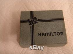 Rare Original Hamilton Set Of Boxes, For 16 size pocket watch only