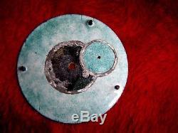 Rarest Factory Mint Hamilton Railway Special Monty 16s Ds Enamel Dial 992b 950b