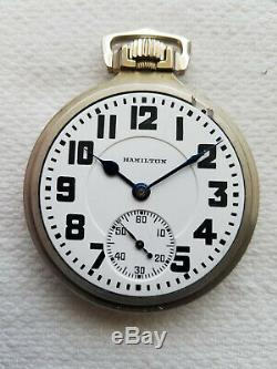 Selling a Used Vintage Hamilton 992E with Double Sunk Dial