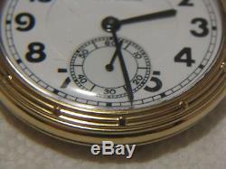 Super 1949 Hamilton 950B, 23J 16S Pocket Watch Serviced Original Case