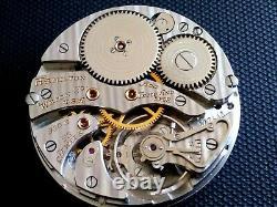 Superb! 16 size 23 Jewel Hamilton 950B RR pocket watch. DS Montgomery Dial, Runs