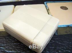 Ultra Hamilton 992b Ivory Early Ww2 Plastic /flip Top Factory Sealed Watch Box
