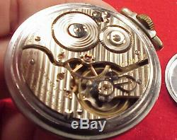 VINTAGE 992 21 JEWELS HAMILTON RAILROAD 16s Pocket Watch Running 1925