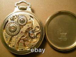 Very fine Hamilton 950 Railroad Pocket Watch