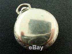 Vintage 16 Size Hamilton Railway Special Pocket Watch 1948 Keeping Time