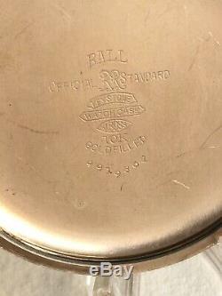 Vintage BALL HAMILTON 999B 21J POCKET WATCH Official RR Standard! Above Average