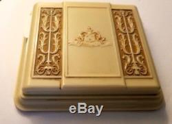 Vintage HAMILTON 10S 21J 14K Gold Filled Presentation POCKET WATCH IN BOX