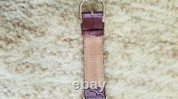 Vintage Hamilton Electric Ventura 14K Yellow Gold Wrist Watch 505 Movement