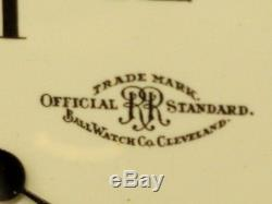 WOW! BALL 999P! HAMILTON 21 jEWELS Mens Pocket Watch in Mint Display Case