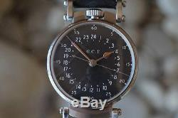 Wrist pocket watch HAMILTON GCT cal4992b
